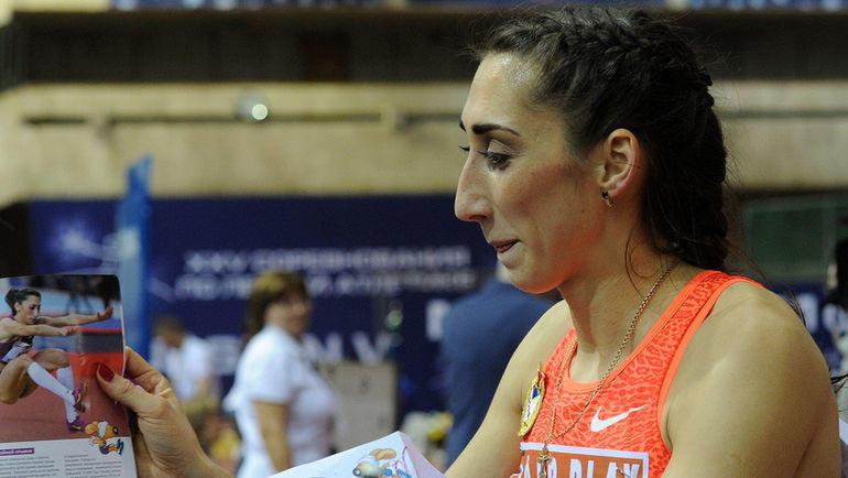Екатерина Конева. Фото Никита Успенский