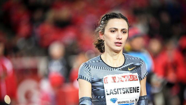 Мария Ласицкене. Фото REUTERS