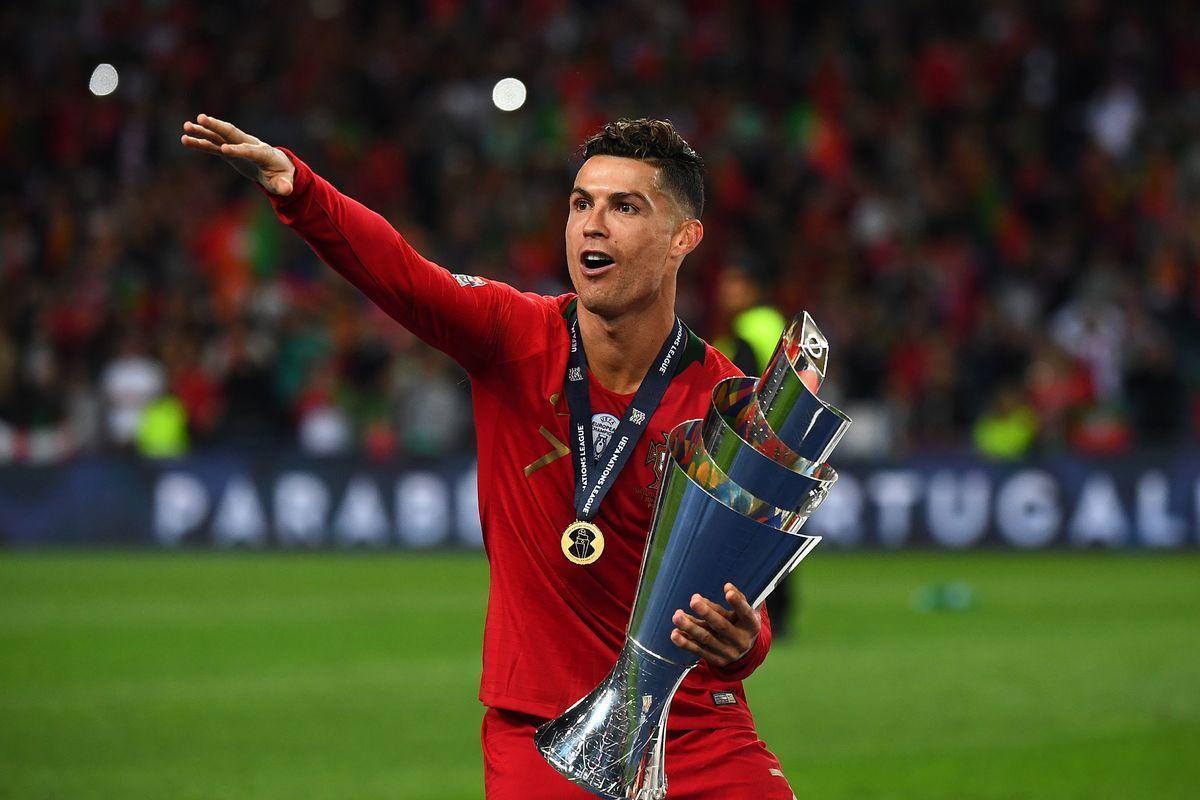 Ошибка вратаря прибила Голландию. Португалия выиграла Лигу наций