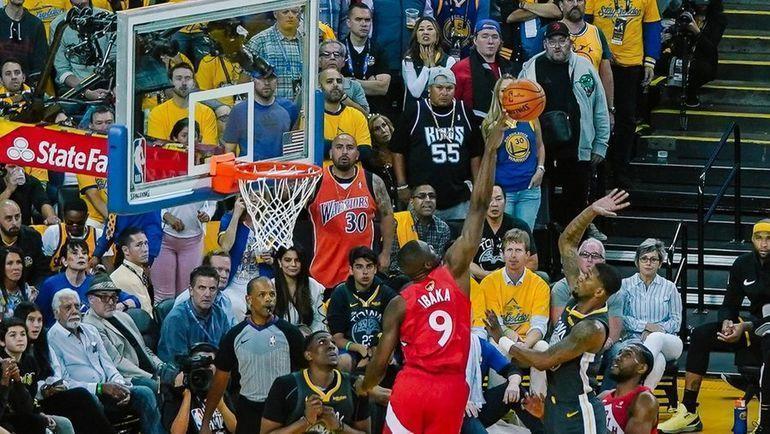 """""""Торонто"""" близок к победе над """"Голден Стэйт"""" в финале НБА. Фото """"Торонто Рэпторз"""""""