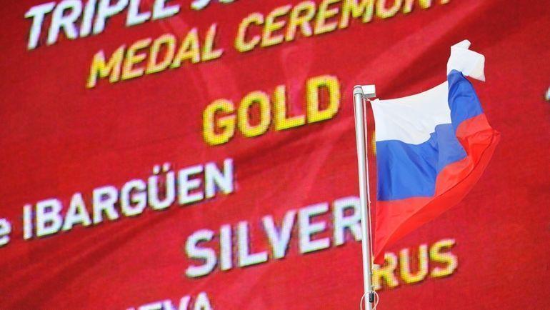 """Когда российские легкоатлеты будут выступать под флагом? Фото Федор Успенский, """"СЭ"""""""