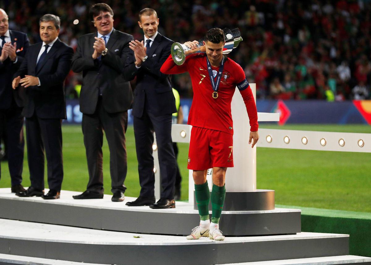 Лига наций – годный проект. Футбольные чиновники еще могут придумать что-то хорошее
