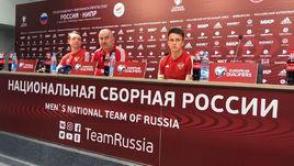 Черышев говорит голосом Глушакова, Черчесов проводит тренировку в жару