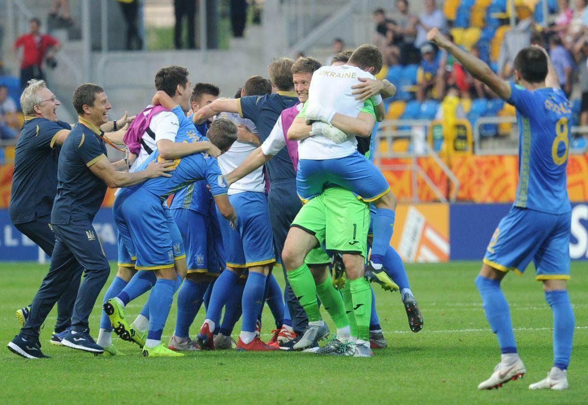 Сборная Украины – в финале ЧМ среди 20-летних. Что это за команда?