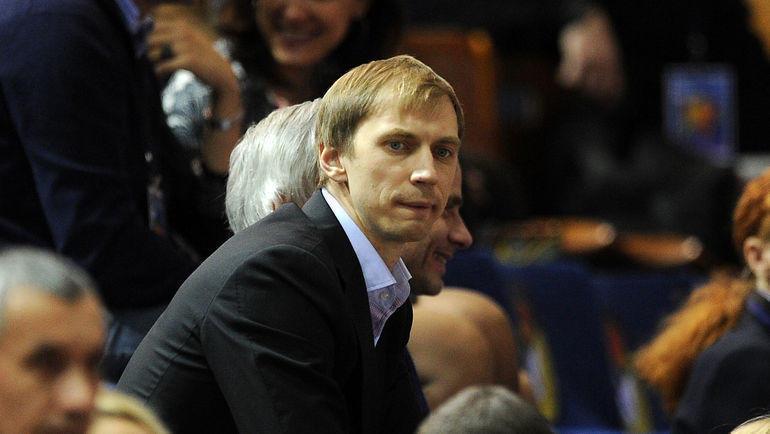 Андрей Сильнов. Фото Алексей Иванов