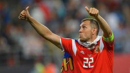В отборе Евро-2020 Россия забила больше всех
