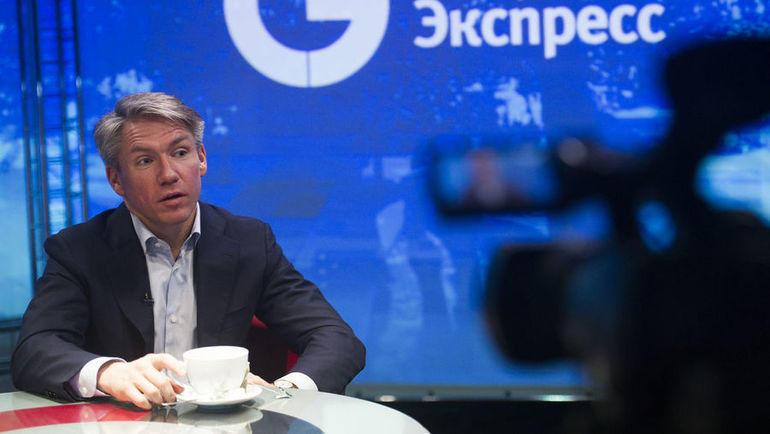 """Алексей Сорокин: """"Президент подошел к микрофону… и тот работал. Тогда я понял: все, у нас получилось"""""""