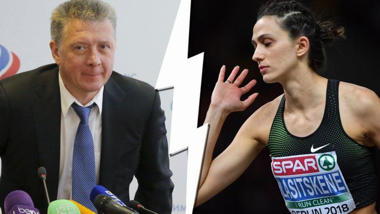 Дмитрий Шляхтин и Мария Ласицкене.