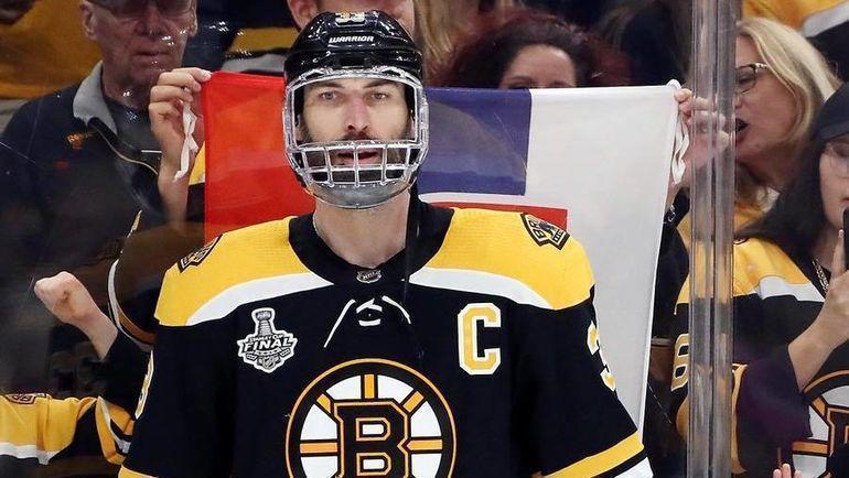 Здено Хара. Фото НХЛ