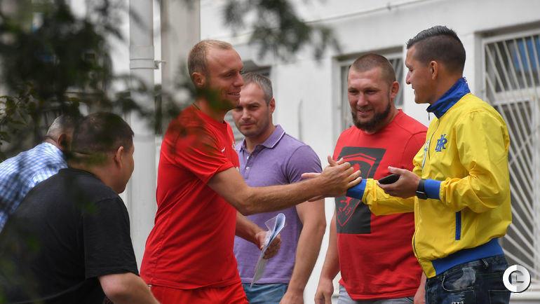 15 июня. Москва. Денис Глушаков.