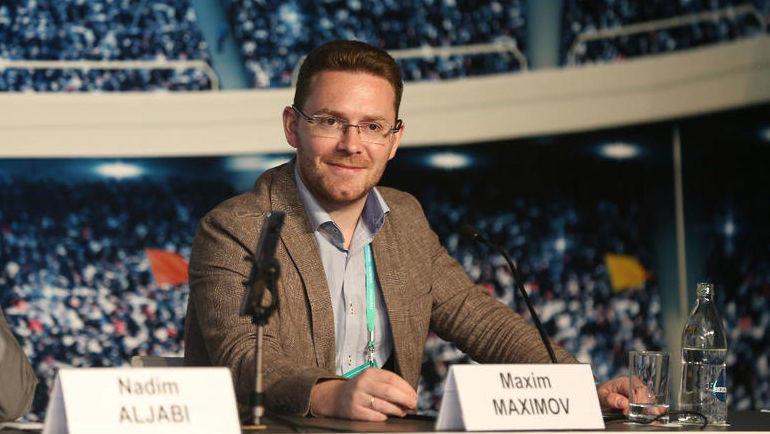 Максим Максимов. Фото media.footballforfriendship.com