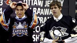 Один из худших первых номеров драфта НХЛ. 20 лет назад после него взяли двух суперзвезд