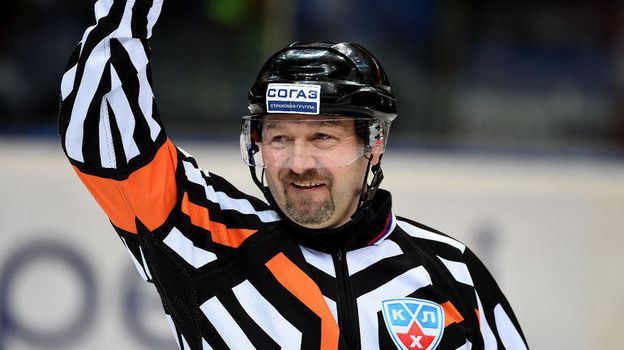 Арбитр Александр Черенков скончался в возрасте 52 лет