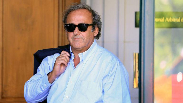 Мишель Платини. Фото Reuters