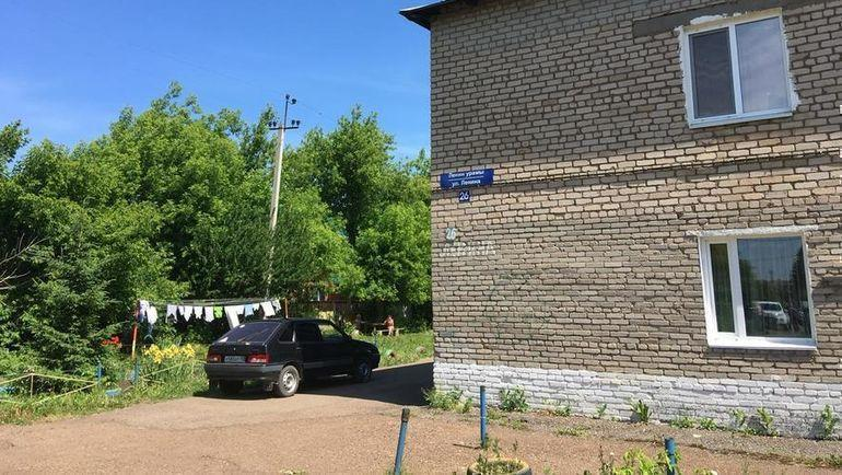 Дом, в котором когда-то жил Максим Чудов.