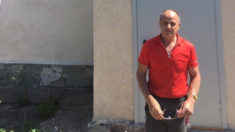 Валерий Ковалев - первый тренер Максима Чудова.