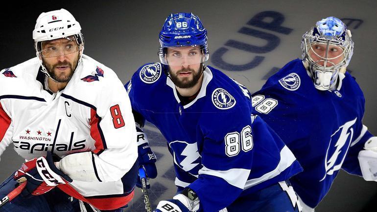 Церемония вручения индивидуальных наград НХЛ, что получат Александр Овечкин, Никита Кучеров и Андрей Василевский