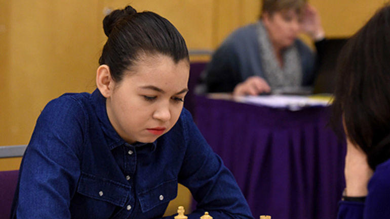 Александра Горячкина.