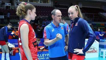 Тренер сборной России – о провале в Лиге наций