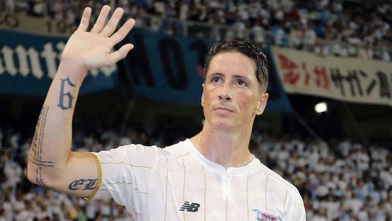 Фернандо Торрес. Фото AFP