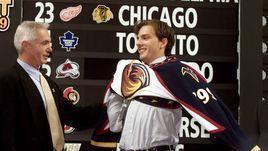 26 июня 1999 года. Бостон. Патрик Штефан.