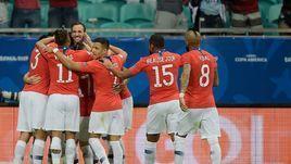 Сборная оживила Алексиса Санчеса. Чили — в четвертьфинале Кубка Америки