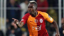 Нигерийский нападающий Хенри Оньекура.