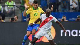 Неймар вдохновил сборную. Бразилия отомстила Перу за фиаско-2016