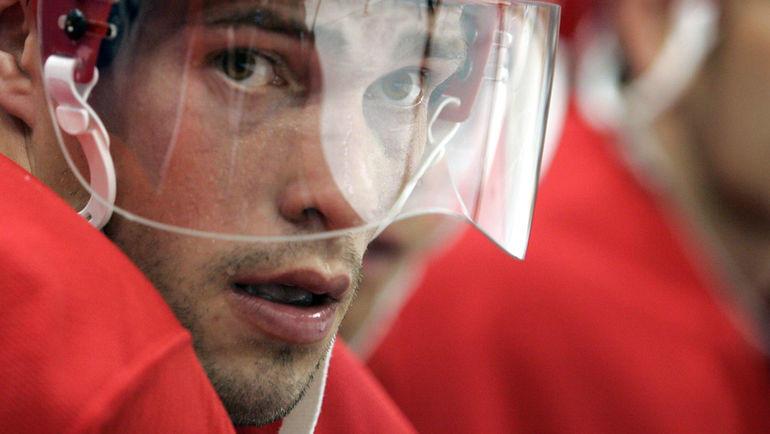 2005 год. Павел Дацюк. Фото AFP