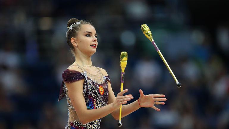 Дина Аверина. Фото Андрей Голованов