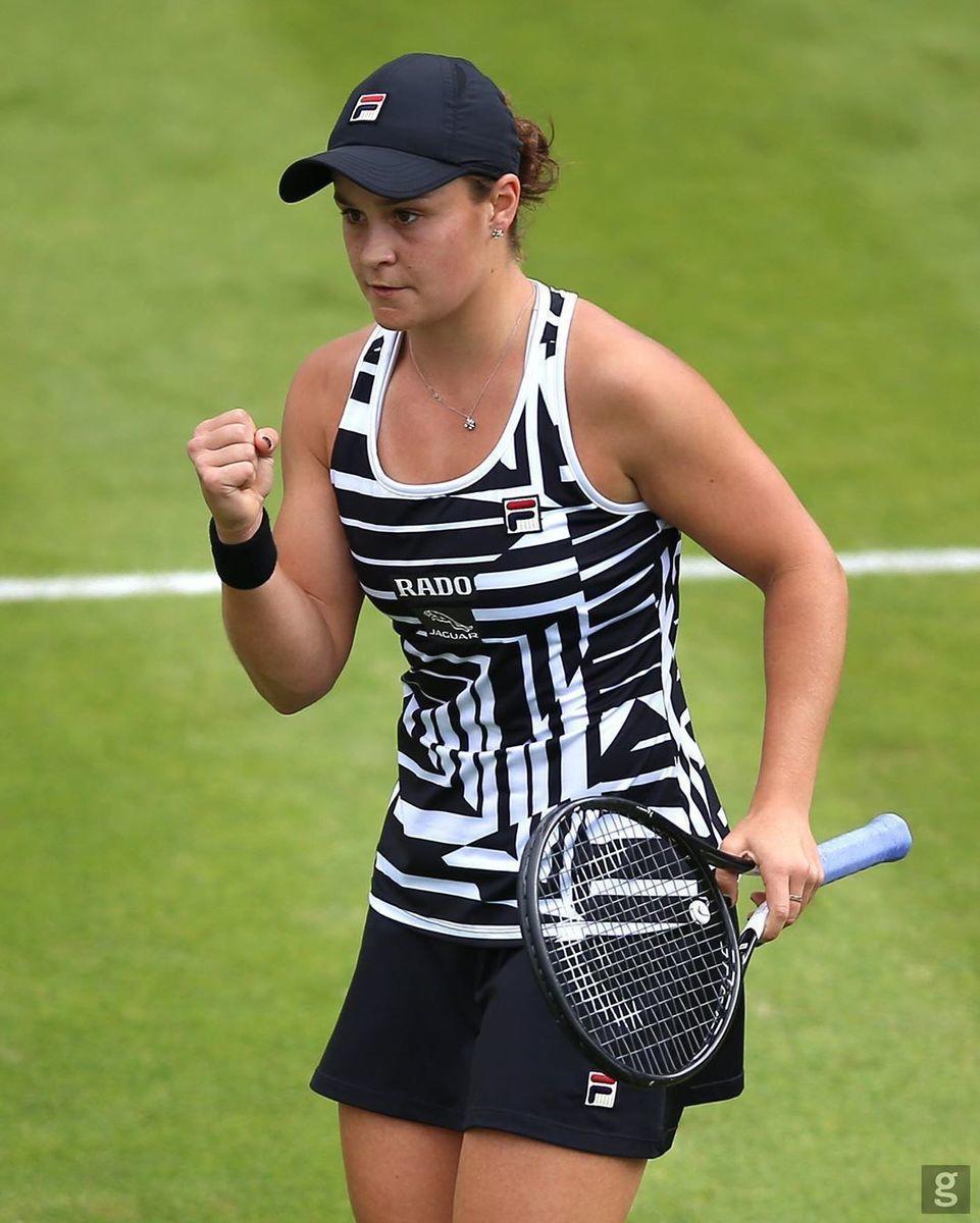 Первая бита мира. В женском теннисе новый лидер – Эшли Барти