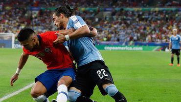 Кавани сделал Уругвай первым