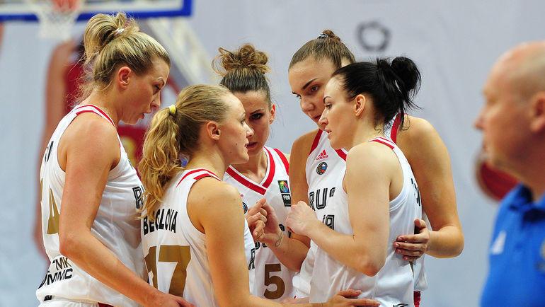 ef0188ce Женская сборная стартует на чемпионате Европы. Фото Никита Успенский