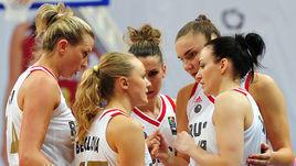 Женская сборная стартует на чемпионате Европы.