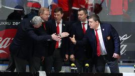 Воробьева уволили из сборной и СКА. Новый главный тренер – Кудашов