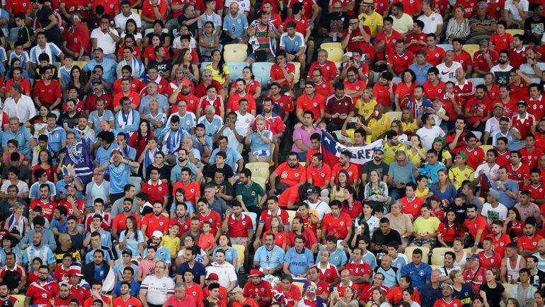 Кубок Америки-2019, плей-офф: кто дойдет до финала в Рио? Фото REUTERS
