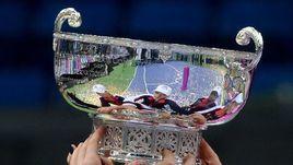 Теперь борьба за главный трофей турнира для женских сборных пойдет по новому формату.