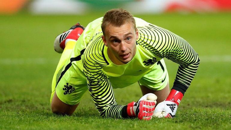 Яспер Силлессен в 30 лет вспомнит, что играть в футбол можно не только за сборную Нидерландов. Фото Reuters