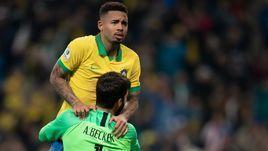 28 июня. Порту-Алегри. Бразилия - Парагвай - 0:0 . Пенальти - 4:3.