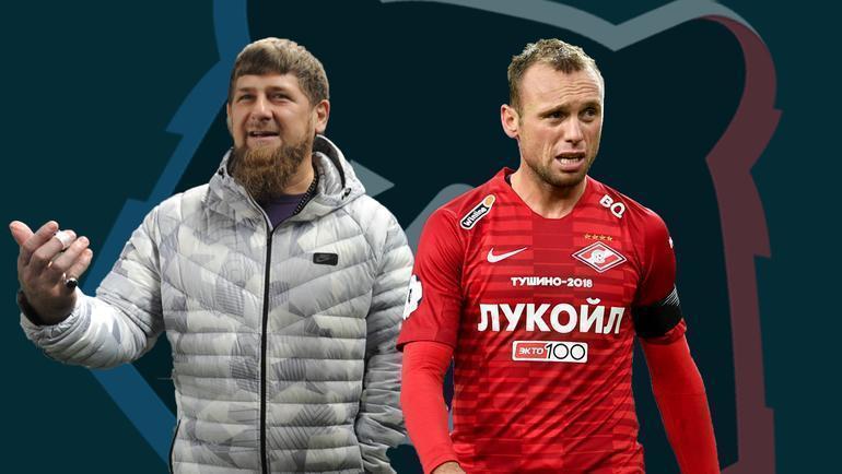 """Денис Глушаков продолжит карьеру в """"Ахмате"""". Фото """"СЭ"""""""