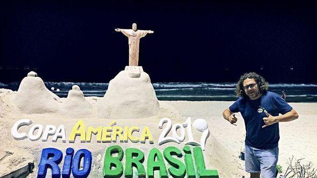Фавела с Нобелем, бунды бразильянок, 120 тысяч на поездку. Приключения русского фаната на Кубке Америки