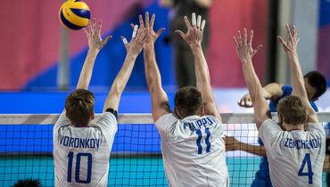 Волейбол. Лига наций. Мужчины. Россия – Китай – 3:0. Итоги первого этапа