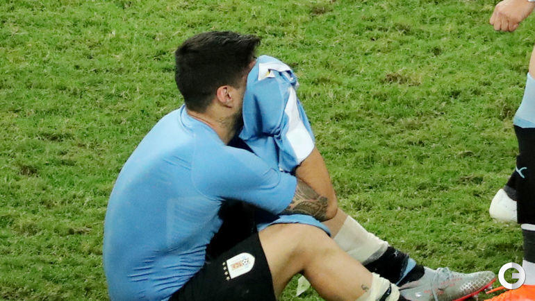 29 июня. Салвадор. Уругвай - Перу - 0:0, пенальти - 4:5. Луис Суарес.