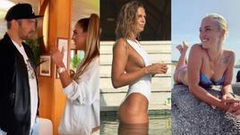 Бузова скучает по Овечкиным в Барселоне, Ефимова делится огненными фото, гандболистки отрываются в отпуске