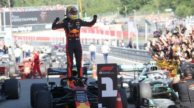 Гран-при Австрии. Формула-1. 30 июня 2019. Как победил Ферстаппен. Мерседес впервые не выиграл. Обзор гонки