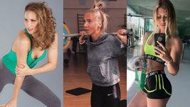 По несколько подходов и в разных стойках. Как профессионалам помогают простые упражнения