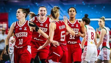 Белоруссия – Россия – 62:76. Женщины. Чемпионат Европы. 30 июня 2019. Россиянки вышли в плей-офф. Обзор матча