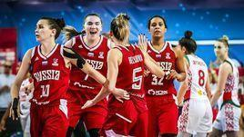 30 июня. Зренянин. Белоруссия – Россия – 62:76. Россиянки после поражения от Бельгии и Сербии смогли выйти в плей-офф чемпионата Европы.