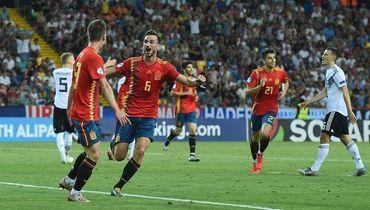 Испанская молодежка - чемпион Европы!