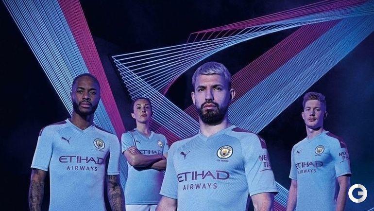 """Форма """"Манчестер Сити""""-2019/20."""
